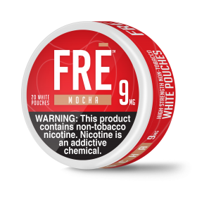 FRE | Tobacco-Free Pouches (5 Pack)
