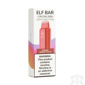 Elf Bar | Crystal Disposable (10 Pack) | 5.5mL / 2500 Puffs