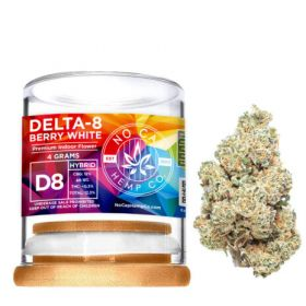 No Cap Hemp | Delta 8 Flower | 4g Jar