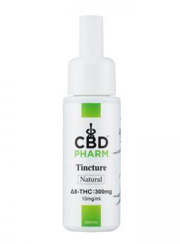 CBD Pharm | 30 mL | Delta 8 TIncture