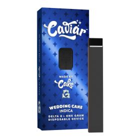 Caviar   Delta 8 Disposable