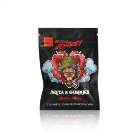 Flying Monkey | Delta 8 Gummies (20 Packs of 5)