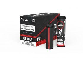 TARGA | T1 Disposable (Pack of 10) | 10 mL / 4000 puffs