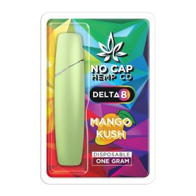 No Cap Hemp | Delta 8 Disposable | 1g