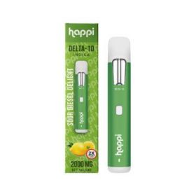 Happi | Delta 10 Disposable | 2 mL