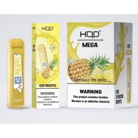 HQD Mega | Disposable | 1800 Puffs
