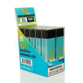 Hyde | Recharge Plus Disposable (Case of 10) | 10 mL