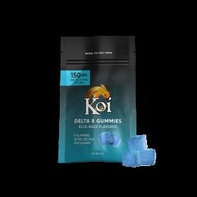 Koi | Delta 8 Gummies | 6 Count