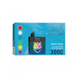 RandM | Dazzle King Disposable (Pack of 10) | 8 mL / 3000 puffs