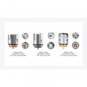 EHPRO | Raptor Coils (Falcon Compatible) | 3 Pack
