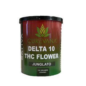 Curevana | Delta 10 Flower | 14g