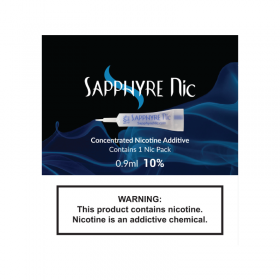 Sapphyre | Nicotine Additive (Pack of 20)
