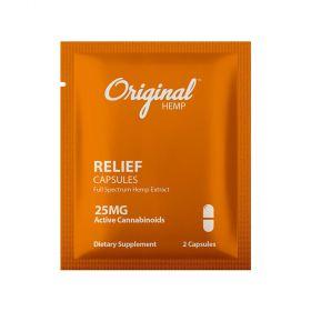 Original Hemp | CBD Supplement (Daily Dose 2pk)