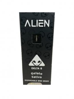 Alien | Delta 8 Disposable | 1g