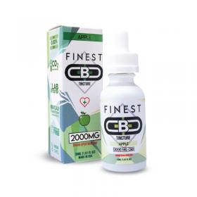 The Finest | CBD Tinctures