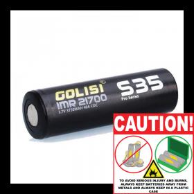 Golisi Batteries | 18650 | 21700 | 26650