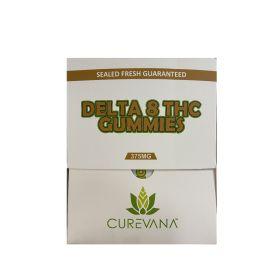 Curevana | Delta 8 Gummies | Box of 25