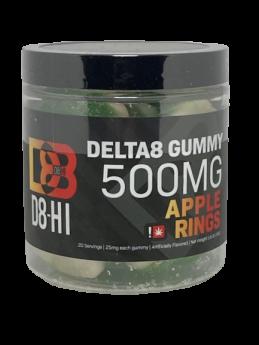 D8HI | Delta 8 Gummies