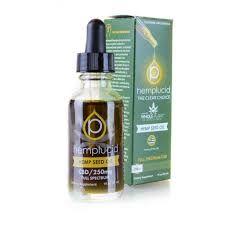 Hemplucid | 30 mL | CBD Full Spectrum Hemp Extract in Hemp Seed Oil