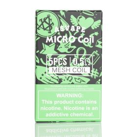 Asvape | Micro Mesh DTL Coil