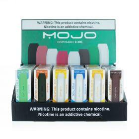 Mojo | Disposable Pod Combo Case (60 Mojo Per Pkg)