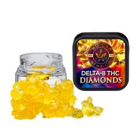No Cap Hemp | D8 Diamond Dabs
