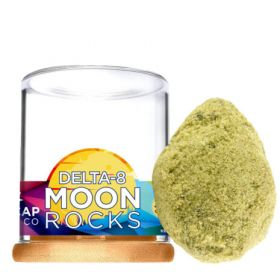 No Cap Hemp | Delta 8 Moonrocks | 3.5g