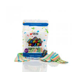 86 Delta 8 | Sugar Delta 8 Sour Belts (10-ct display) | 300mg