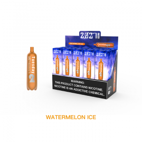 2027 | Date 7 Disposable (Pack of 10) | 6.5 mL / 2000 puffs
