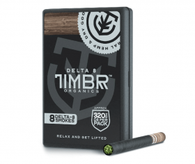 TIMBR | Delta 8 Smokes (Pack of 8)