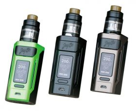 Wismec | Reuleaux RX2 20700 + GNOME Full Kit