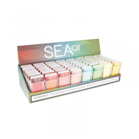 Sea Air | Diposables | 56-Count Display Kit