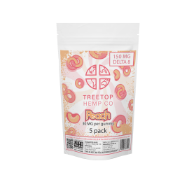 Treetop Hemp Co. | Delta 8 Gummies